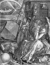 Melancolia 1, Albrecht Dürer