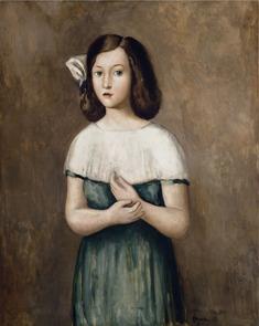 Figura de nena, Pere Pruna